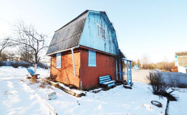Дачный дом в деревне Лудина Гора  (ПМЖ) 105 км от МКАД по Ново-Рижскому шоссе